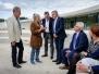 Besuch von Minister Guido Wolf, MdL im Archäopark Vogelherd am 16. September 2016 (Bildquelle: Oliver Vogel u.a.)