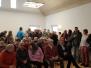 Einweihung des Kultur- und Begegnungshauses am 03.02.2019 in Amstetten - Dorf