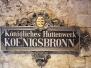 Einweihung Flammofenmuseum Königsbronn am 30.05.2019