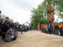 Einweihung Statue des Löwenmenschen am Lonesee
