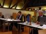 LEADER - Steuerungsgruppen - Sitzung am 27.10.2016 im Pfleghof in Langenau