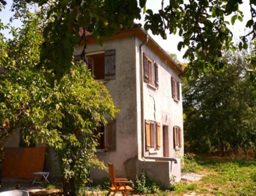 Ehegatten Hiltner GbR: Umnutzung eines ehemaligen Wohnhauses in ein Café in Weidenstetten