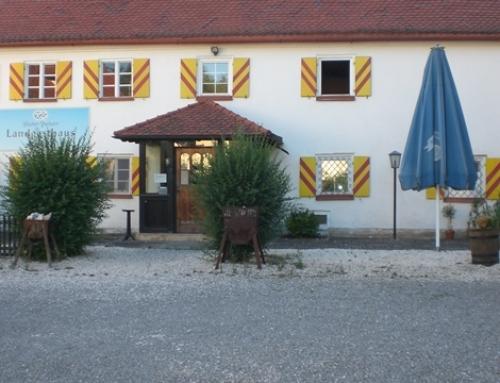 Umnutzung des Adlers in Stetten zu einem Dorfmittelpunkt mit Veranstaltungsstadel und Beherbergungsmöglichkeiten