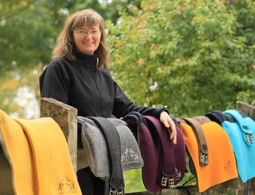 Isabel Steiner: Umnutzung einer Tierarztpraxis in eine Filzsattelmanufaktur