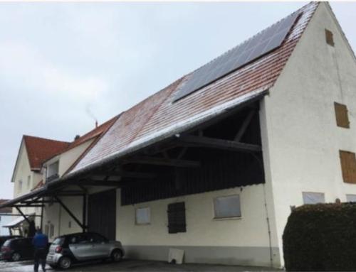 Ingrid Stubenrauch: Umnutzung eines Pferdestalls zu Ferienwohnungen am Eselsburger Tal