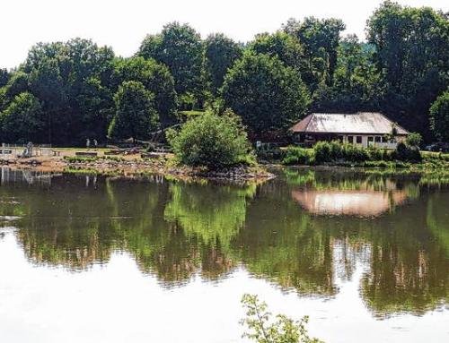 Wasserverband Egau: Ausbau des Kiosk Härtsfeldsee zur Ausflugsgaststätte