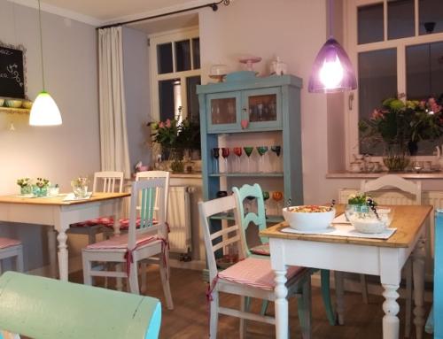 Gemeinde Königsbronn: Anbau eines Küchentrakts für das Café Veredelt in Königsbronn