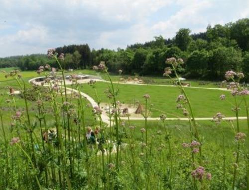 Verbesserung der Infrastruktur im Archäopark Vogelherd- Stadt Niederstotzingen